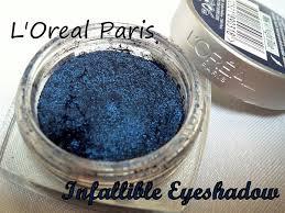 l oréal paris infallible eye shadows