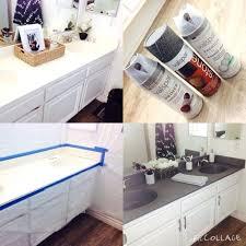spray paint countertops l