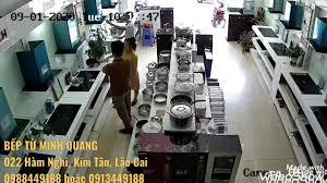 Bếp Điện Từ Minh Quang - Hút mùi washi 2070s