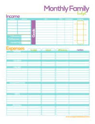 free family budget worksheet free printable family budget worksheets budgeting worksheets