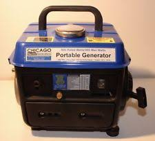 electric generator how it works. Chicago Electric Generator Portable 2 HP Works How It