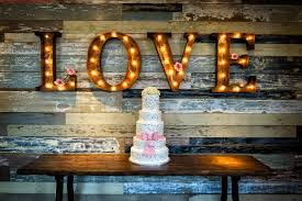 Wedding Love Lights Your Very Own Love Letters Lighting Hire By Party Lights