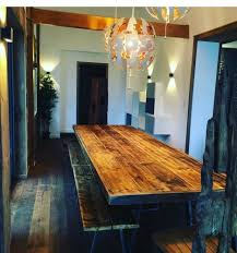 Industrial Style Dining Table From 18m To 4m Long Ask For