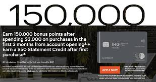 With cash back on every purchase and reasonable interest rates, the chase freedom student card is a great introduction to credit cards for fledgling cardholders. Chase Ihg Premier 150 000 Points 50 Statement Credit With 3 000 Spend Af Waived Doctor Of Credit