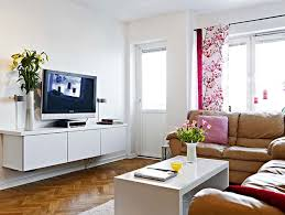 Living Room Decor For Small Apartments Brilliant Decorating Small Apartment Living Room Design Ideas