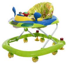 Купить <b>Ходунки Baby Care Prix</b> зеленый по низкой цене с ...