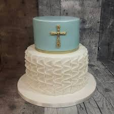 Little Boys First Communion Cake La Casa Dolce Custom