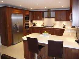 modern cherry wood kitchen cabinets. Small Kitchen Cabinet Design With Cherry Wood Designs 2017 Modern Cabinets