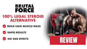 Brutal Force Review: All Benefits of this Legal Steroid for Men