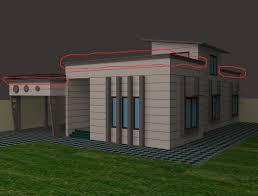 Parapet Design Images Parapet Design Autodesk Community Autocad