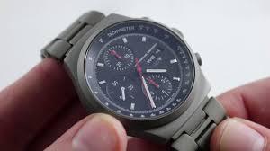 Porsche Design P6340 Review Pre Owned Porsche Design Heritage Chronograph 6540 10 41 0271 Luxury Watch Review