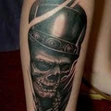 Tetování Lebky Tetování Tattoo