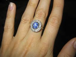 Image result for star sapphire ring