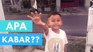 Bahasa Batak Apa Kabar Belajar Bahasa Batak