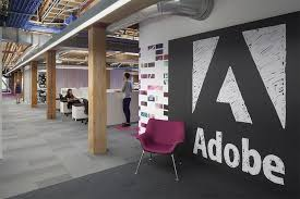 beautiful office design. Adobe-san-francisco-office-2 Beautiful Office Design E