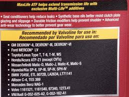 Suitable Substitutes For The Toyota Atf Ws Transmission Or