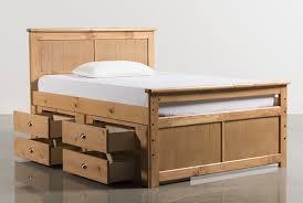 Stylish High Platform Bed — Platform Beds : High Platform Bed With ...