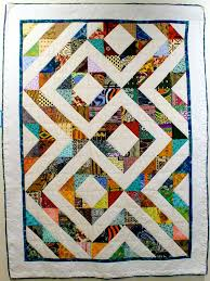 97 best Trending Modern Quilt Ideas images on Pinterest ... & African Quilt by Lilian Sore (great use of wax prints) by nona Adamdwight.com