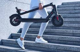 <b>Xiaomi Mijia 1S</b> Electric Scooter Review