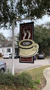 Asukohta kaardil carpe diem coffee shop. Carpe Diem Coffee Tea Company Cafe 4072 Old Shell Rd Mobile Al 36608 Usa