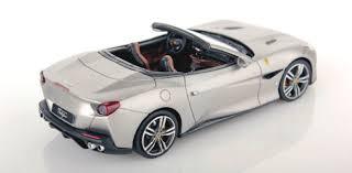 Ferrari portofino price in india is rs. New Colours Looksmart Ferrari Portofino Convertible Diecastsociety Com