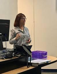 Adela Mills presented attendees with... - Florida Dental Hygienists'  Association | Facebook