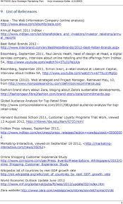 zara strategic marketing plan mba usq mkt pdf aspx bloomberg 2011 paul jervis heath head of design at head