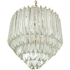 full size of light modern crystal flush mount chandelier swarovski semi bronze five tier prism by