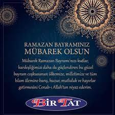 BirTat - Ramazan Bayraminiz Mubarek Olsun