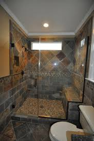 Cary Guest Bath Remodel Slate Traditional Bathroom Raleigh Inspiration Bathroom Remodeling Raleigh
