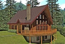 Custom Log Cabin Designs White House