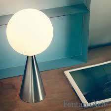 fontana arte lighting. gio ponti \u0027bilia\u0027 table lamp for fontana arte lighting