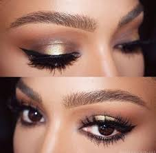 eyeshadow colors for dark brown skin best 2017