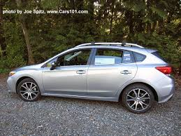 2018 subaru ground clearance. delighful 2018 side view 2017 subaru impreza limited 5 door hatchback has 17 throughout 2018 subaru ground clearance
