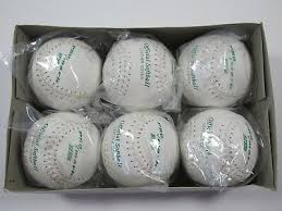 Solid core doors are made of wood but have its hollow core filled with wood composite materials, mostly wood. Balls Worth Red Dot Softball White Poly X Solid Core Coca Cola Coke Softballs