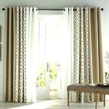 interior sliding door window treatment ideas they design in glass typical treatments treatmen