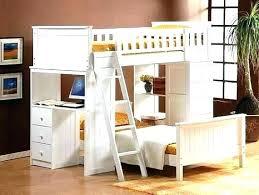 futon office. Bunk Bed And Desk Below With Office Underneath Top Loft Beds Desks Fantastic Style Regarding Futon