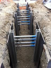 Image result for cost of aluminum trench boxes