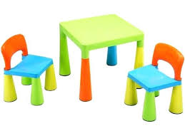 Toddler Table Set And Chairs Design With Bench Children