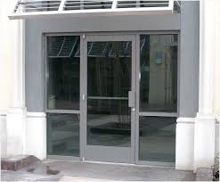 modern concept business glass front door with 2010 advanced commercial doors inc suffusion theme by sayontan