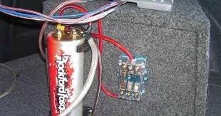 car audio capacitor wiring car image wiring diagram how to properly discharge a car audio capacitor how to install on car audio capacitor wiring