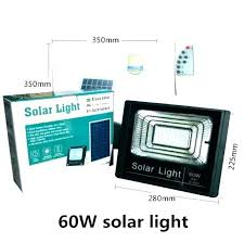 solar light with remote led solar flood lights outdoor spot light with remote control china new