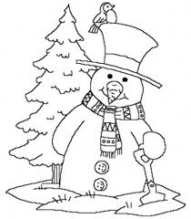 Small Picture Snowman Coloring Pages Printable Miakenasnet