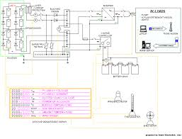 pv system wiring diagram wiring diagram and schematic off grid solar system wiring diagram power