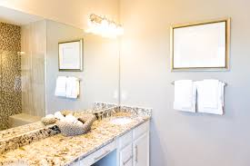 Sink Light Distance From Wall How To Position Vanity Lights On A Bathroom Wall Home