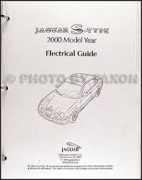 2000 jaguar s type electrical guide wiring diagram