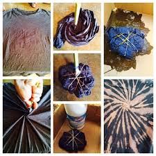 Bleach Tie Dye Patterns