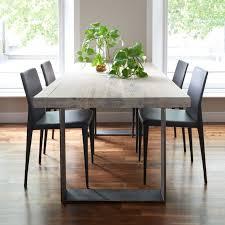 rustik modern wood metal dining table throughout wooden dining table plan