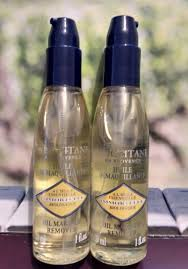 dels about l occitane immortelle oil makeup remover 2 x 30ml all skin types new fast