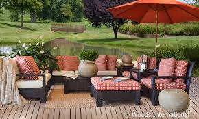 outdoor furniture decor. Get Your Outdoor Space Summer Ready With These 4 Furniture Color U0026 Design Trends - Decor